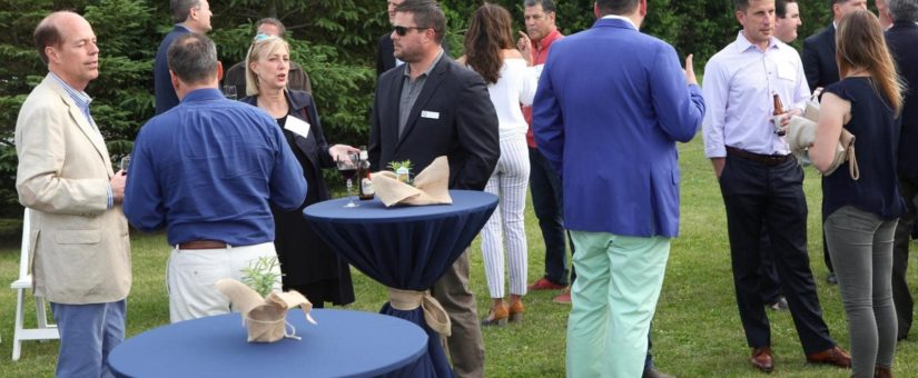2019 Spring Reception at Sanfilippo Polo Fields